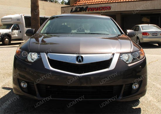 Acura - TSX - LED - DRL - 4